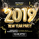 2019 NYE Party - GraphicRiver Item for Sale