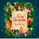 Merry Christmas Gifts New Year Holiday Wish Scroll - GraphicRiver Item for Sale