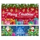 Winter Holiday, Christmas and New Year - GraphicRiver Item for Sale