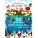 Christmas Fair Invitation with Presents on Snow - GraphicRiver Item for Sale