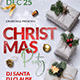Christmas Party Flyer Template Vol.3 - GraphicRiver Item for Sale
