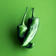 Green peppers on green background - PhotoDune Item for Sale