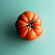 Whole tomato on green background - PhotoDune Item for Sale