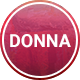 Donna - Creative Bootstrap 4 Template - ThemeForest Item for Sale