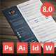 The CV - GraphicRiver Item for Sale