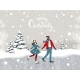 Couple Winter Rink - GraphicRiver Item for Sale