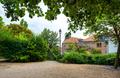 Backyard in Budapest - PhotoDune Item for Sale