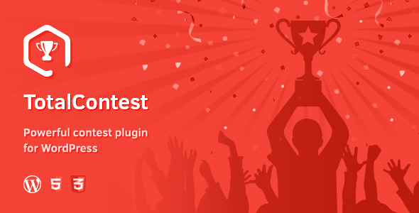 TotalContest Pro - Responsive WordPress Contest Plugin - CodeCanyon Item for Sale