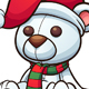 Christmas Bear - GraphicRiver Item for Sale
