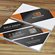 Modern Business Card - V2 - GraphicRiver Item for Sale