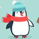 Christmas Animals - GraphicRiver Item for Sale
