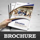 Education Brochure Indesign Template v4 - GraphicRiver Item for Sale
