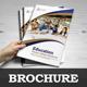 Education Brochure Indesign Template v4 - GraphicRiver Item for Sale