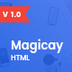 Magicay - Business HTML Landing Page Template - ThemeForest Item for Sale