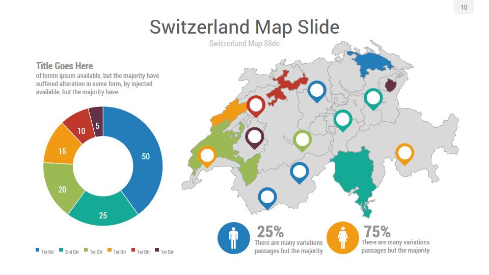europe maps powerpoint presentation template by rojdark graphicriver