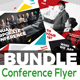 Conference Flyer Bundle - GraphicRiver Item for Sale