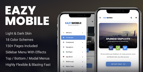 https://themeforest.net/item/eazy-mobile-mobile-template/22976470?ref=dexignzone