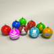 Christmas Toy Balls - 3DOcean Item for Sale