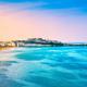Vieste and Pizzomunno beach view, Gargano, Apulia, Italy. - PhotoDune Item for Sale
