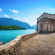 San Giacomo church Ossuccio Tremezzina, Como Lake district. Ital - PhotoDune Item for Sale