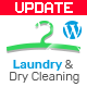 Laundry, Dry Cleaning Services WordPress Theme - ThemeForest Item for Sale