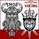 Viking Warriors - GraphicRiver Item for Sale