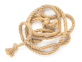 ship rope isolated on white - PhotoDune Item for Sale