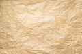 empty wrinkled paper as  background - PhotoDune Item for Sale
