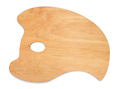 wooden palette isolated at white - PhotoDune Item for Sale