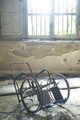 Remains of abandoned hospital - PhotoDune Item for Sale