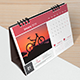 Desk Calendar 2019 Planner - GraphicRiver Item for Sale