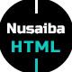 Nusaiba - Photography Portfolio HTML Template - ThemeForest Item for Sale