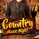 Country Music Night - GraphicRiver Item for Sale