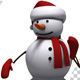 Christmas Snowman Dancing (2-Pack) - VideoHive Item for Sale