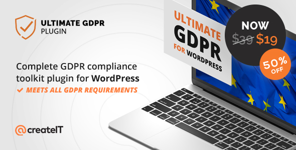 Ultimate GDPR Compliance Toolkit for WordPress Nulled