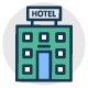 Free Download 130 Hotel and Restaurant Line and Fill Vector icon Pack Nulled