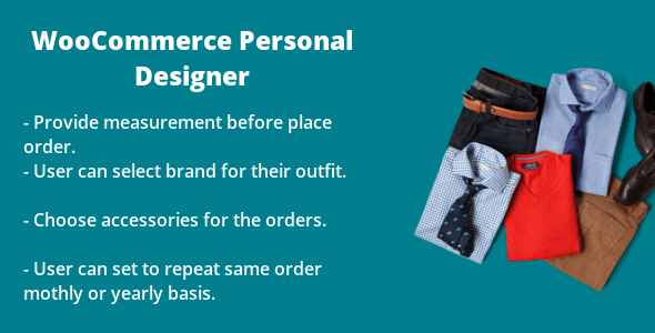 WooCommerce Personal Designer - CodeCanyon Item for Sale