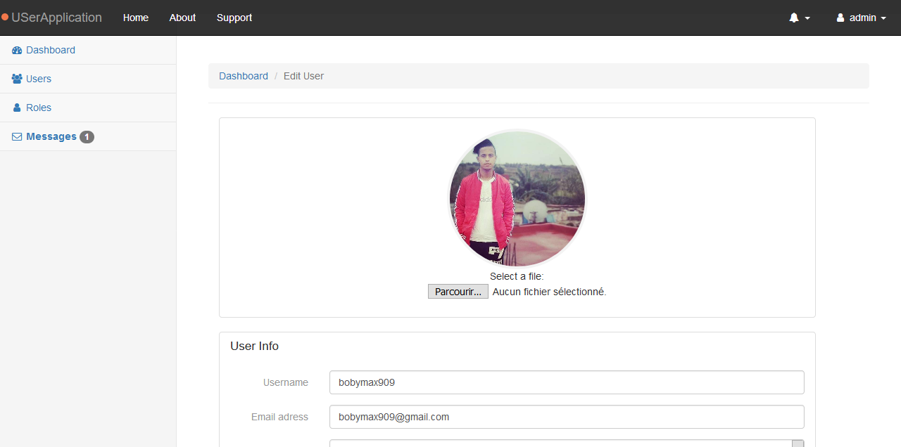 advanced login and user management in asp net mvc by belkharraf