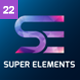 Free Download Super Elements - Addons for Elementor Nulled