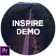 Inspire Demo Reel - VideoHive Item for Sale