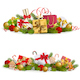 Vector Christmas Concept with Gifts - GraphicRiver Item for Sale