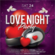 Love Night Flyer - GraphicRiver Item for Sale