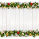 Vector Christmas Background with Golden Stars - GraphicRiver Item for Sale