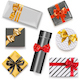 Vector Gift Boxes Icons - GraphicRiver Item for Sale
