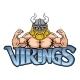 Viking Cartoon Sports Mascot - GraphicRiver Item for Sale