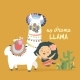 Llama Alpaca with Girl - GraphicRiver Item for Sale