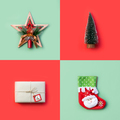 Christmas gifts, ornaments and decorations collection - PhotoDune Item for Sale