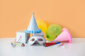 Colorful celebration party backgroun - PhotoDune Item for Sale