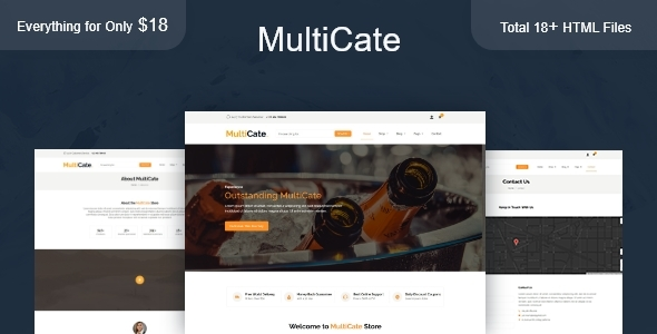 https://themeforest.net/item/multicate-minimal-online-store-template/22860556?ref=dexignzone