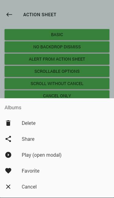 Lemon - Ionic 4 Full Multiple Purpose Theme and Firebase CRUD